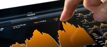 Stock Charts Tablet