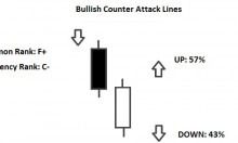 bullish counterattack line