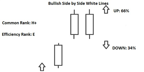 Side By Side White Lines