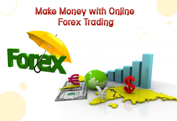 Money trader foreign exchange