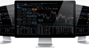 Online trading is not possible if there's no trading platform